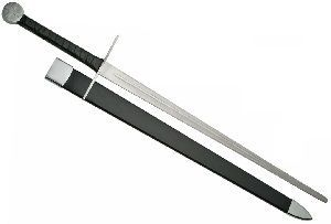 # RC631109TS Large Battle Ready Crusader Sword