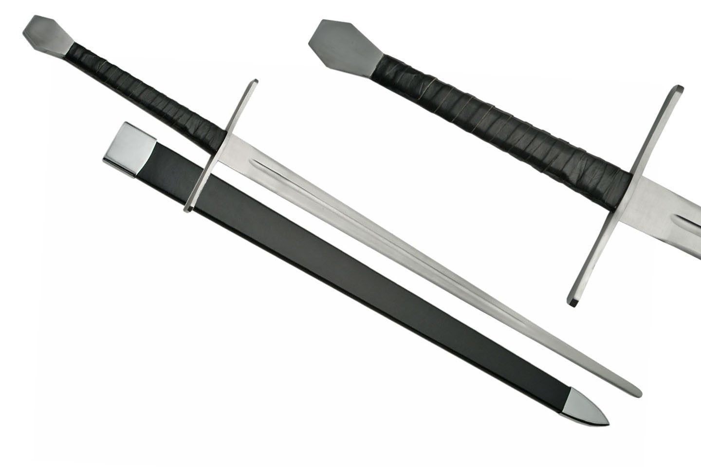 Battle Ready Medieval Longsword