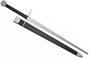 # RC831109TS Large Battle Ready Medieval Arming Sword