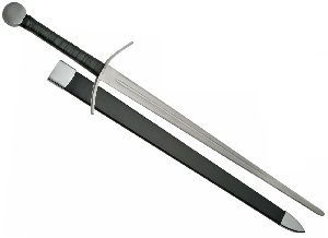 # RC931109TS Large Battle Ready Medieval Knightly Sword