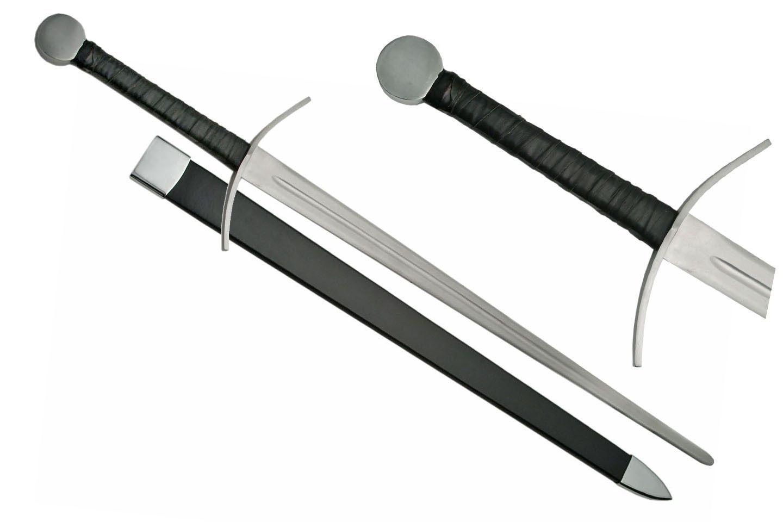 Battle Ready Medieval Knightly Sword