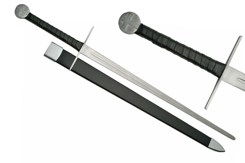 Medieval Battle Ready Crusader sword