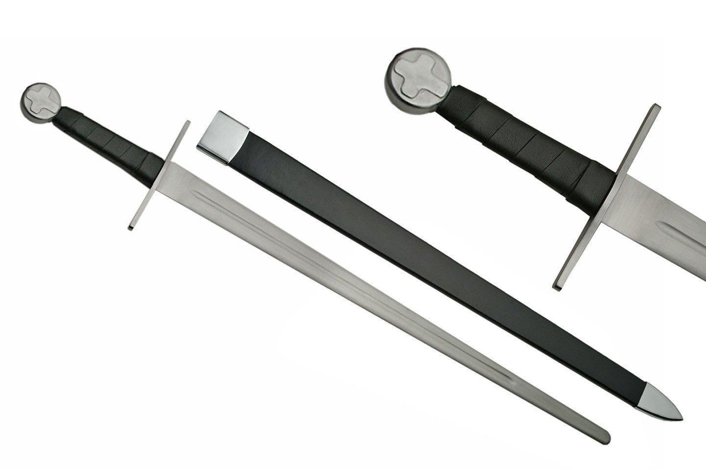 Medieval Combat Ready Crusader sword